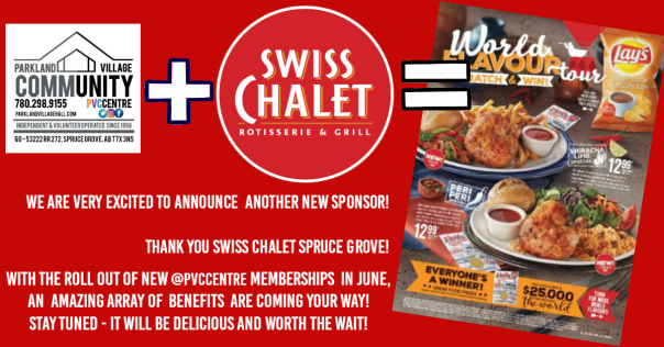 Sponsor SWISS CHALET SG